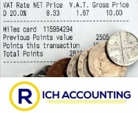Charging and reclaiming VAT